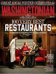 Washingtonian  January 2014